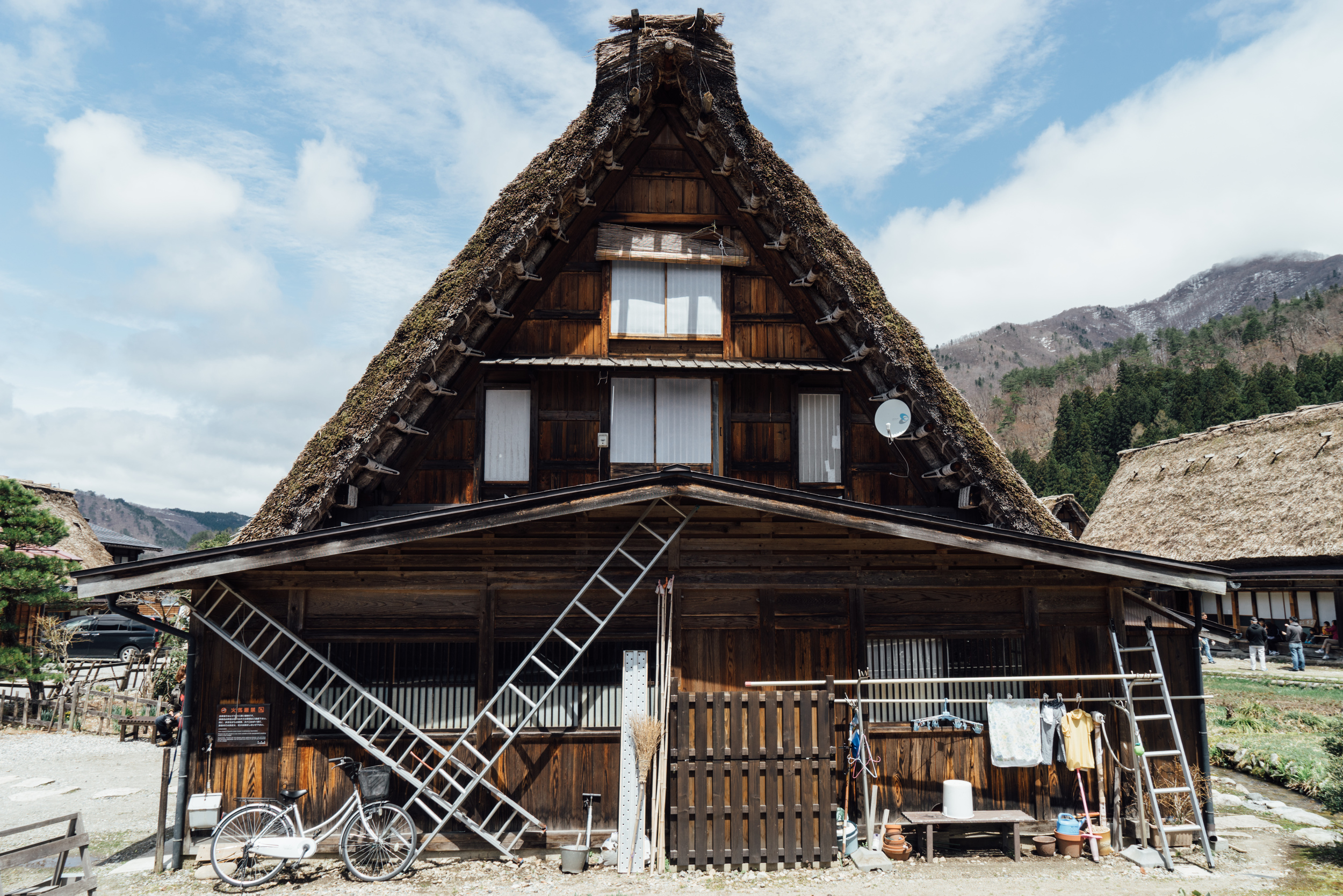 Gassho-Zukuri Farmhouse