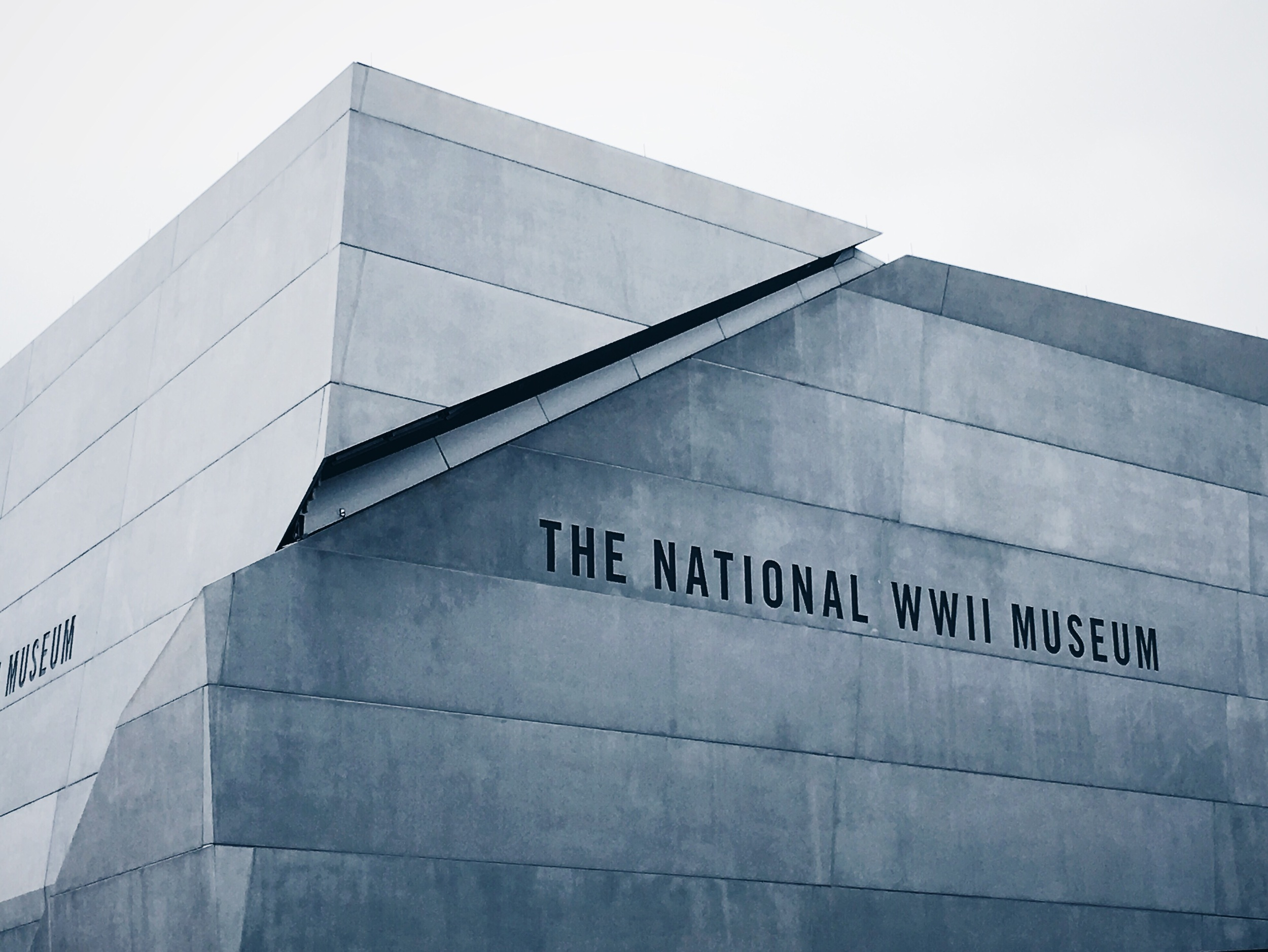 The  National World War II Museum  is a must-see for those who are visiting NOLA. Located in the  Warehouse District , the museum was recently expanded to house real fighter planes, bombers, tanks, and many artifacts.