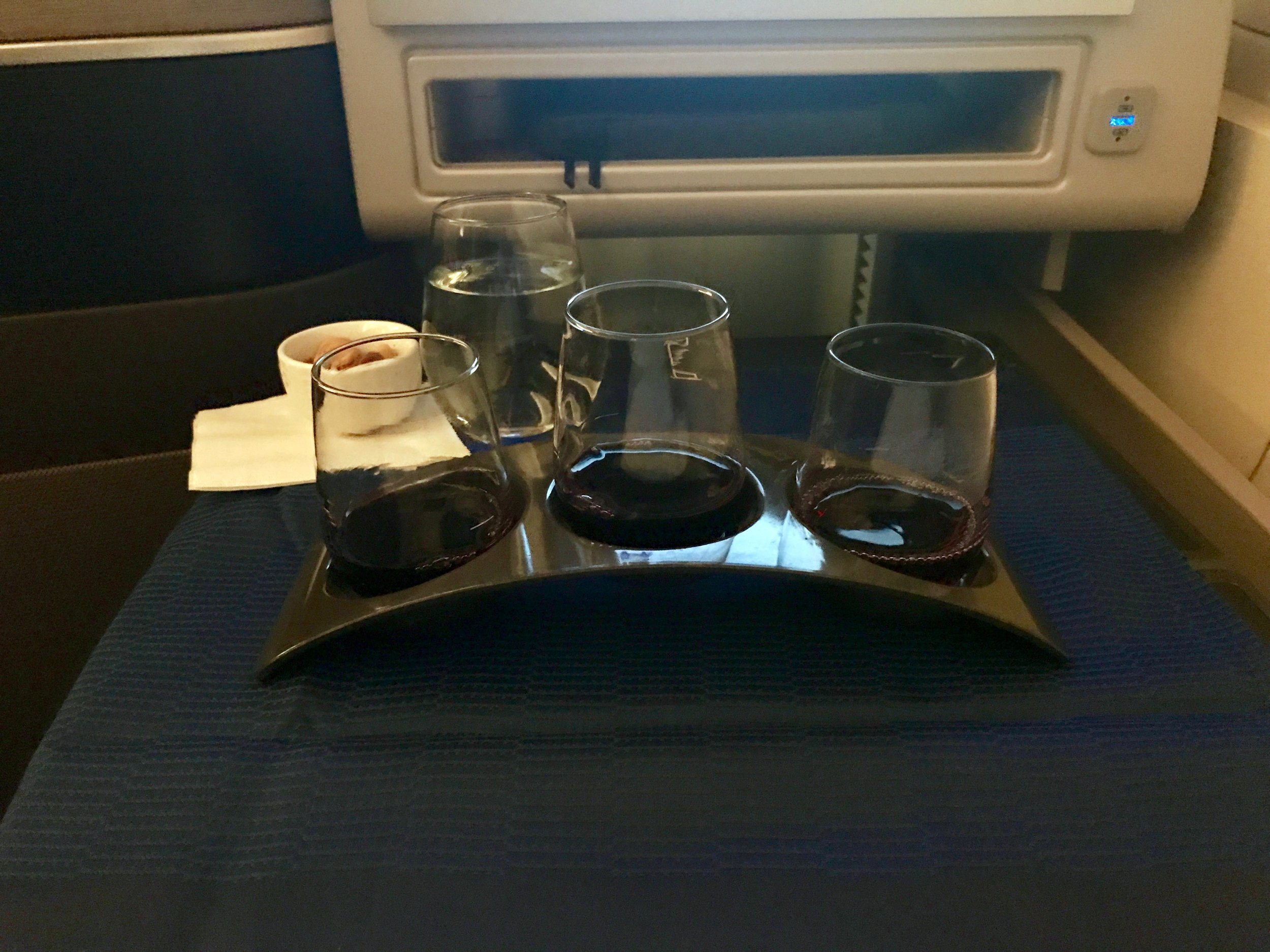 Red wine taster