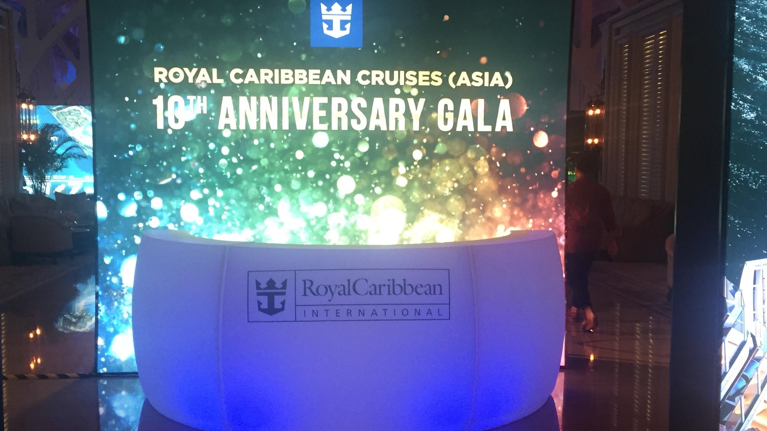 #Royal #Carribean #10thAnniversary