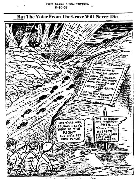 A 1935 News Message To America's Youth