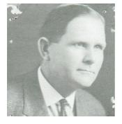Thomas Bruce White, Sr., circa 1930s - Courtesy FBI