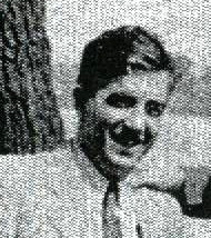 "Hurley about 1935 - Courtesy ""Grapevine"""
