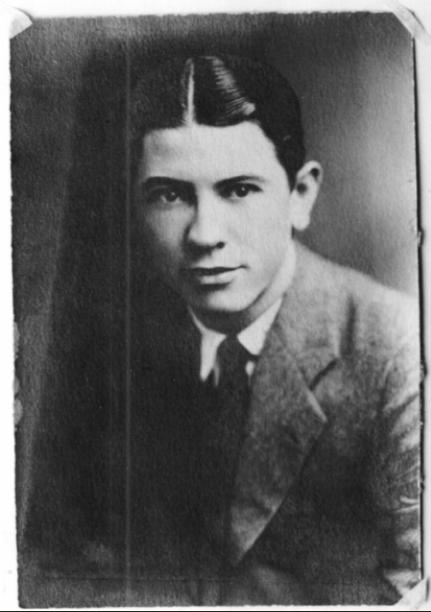 SA Trainor circa 1926; courtesy nephew Richard Trainor of Georgia