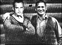 Bohemia Lodge owner, Emil Wanatka, admittedly superimposed his photo with Dillinger