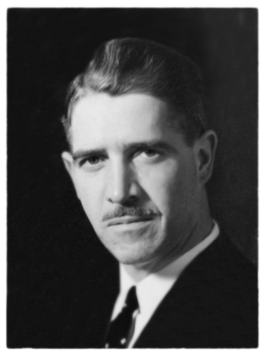 "SA Thomas ""Frank"" Baughtman, 1935 (FBI - FOIA)"