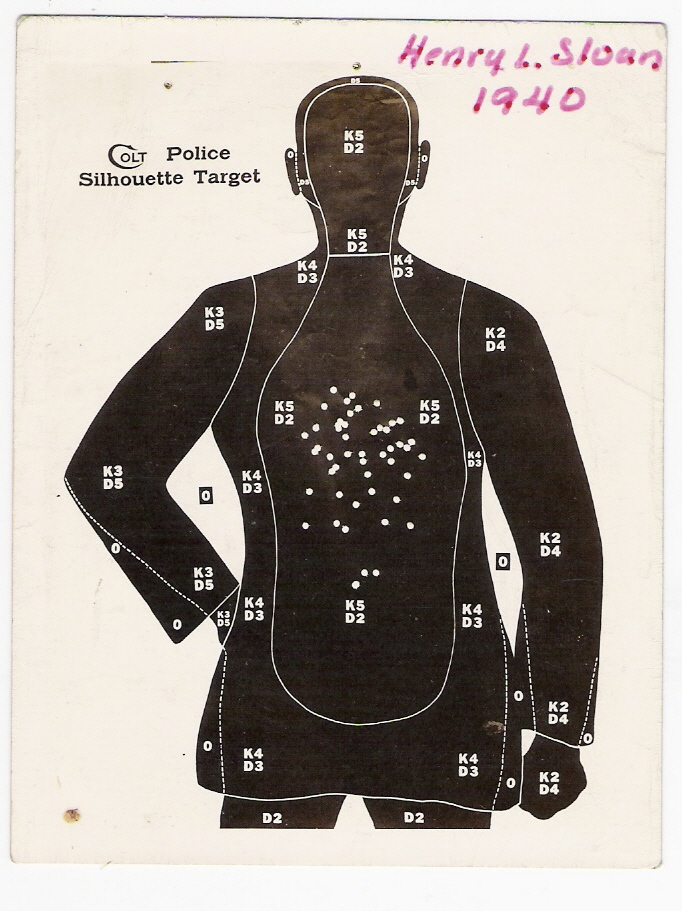 """The """"Possible"""" Target Of SA Hank Sloan in 1940 (courtesy the Sloan family)"""