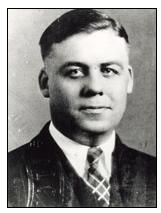 Inspector Samuel Cowley, early 1930s - Courtesy FBI