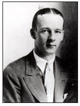 SA Herman Hollis, early 1930s - Courtesy FBI