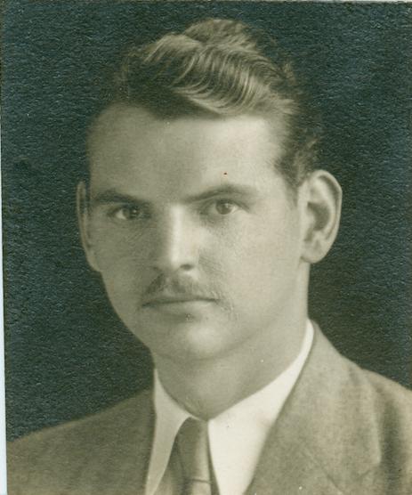 SA McDade - 1934 (Courtesy his son)