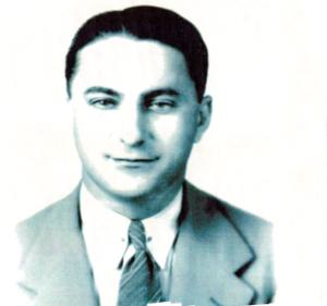 SA Louis D.  Socey - Courtesy his daughter