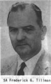 SA Fred Tillman 1960's