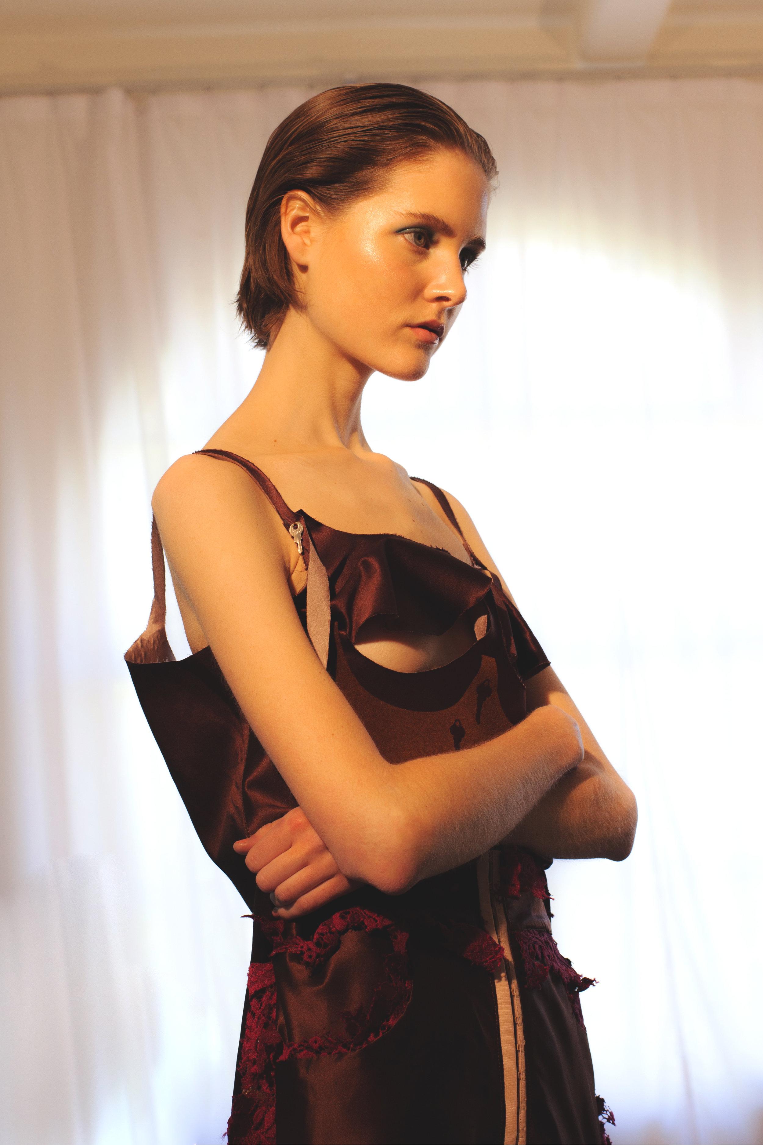 top + trousers  ELISA KEELER