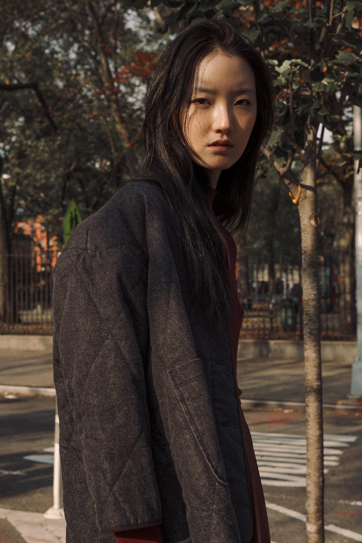 jacket  STEVEN ALAN , sweater SUSINA