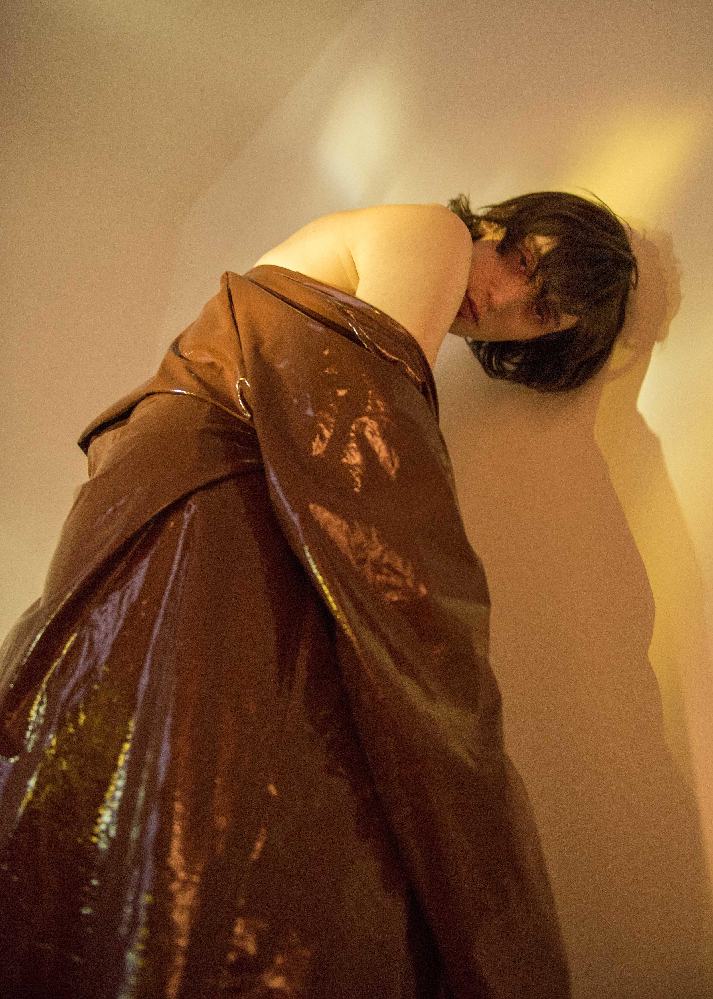 dress LENA, coat PATRICK MATHIEU