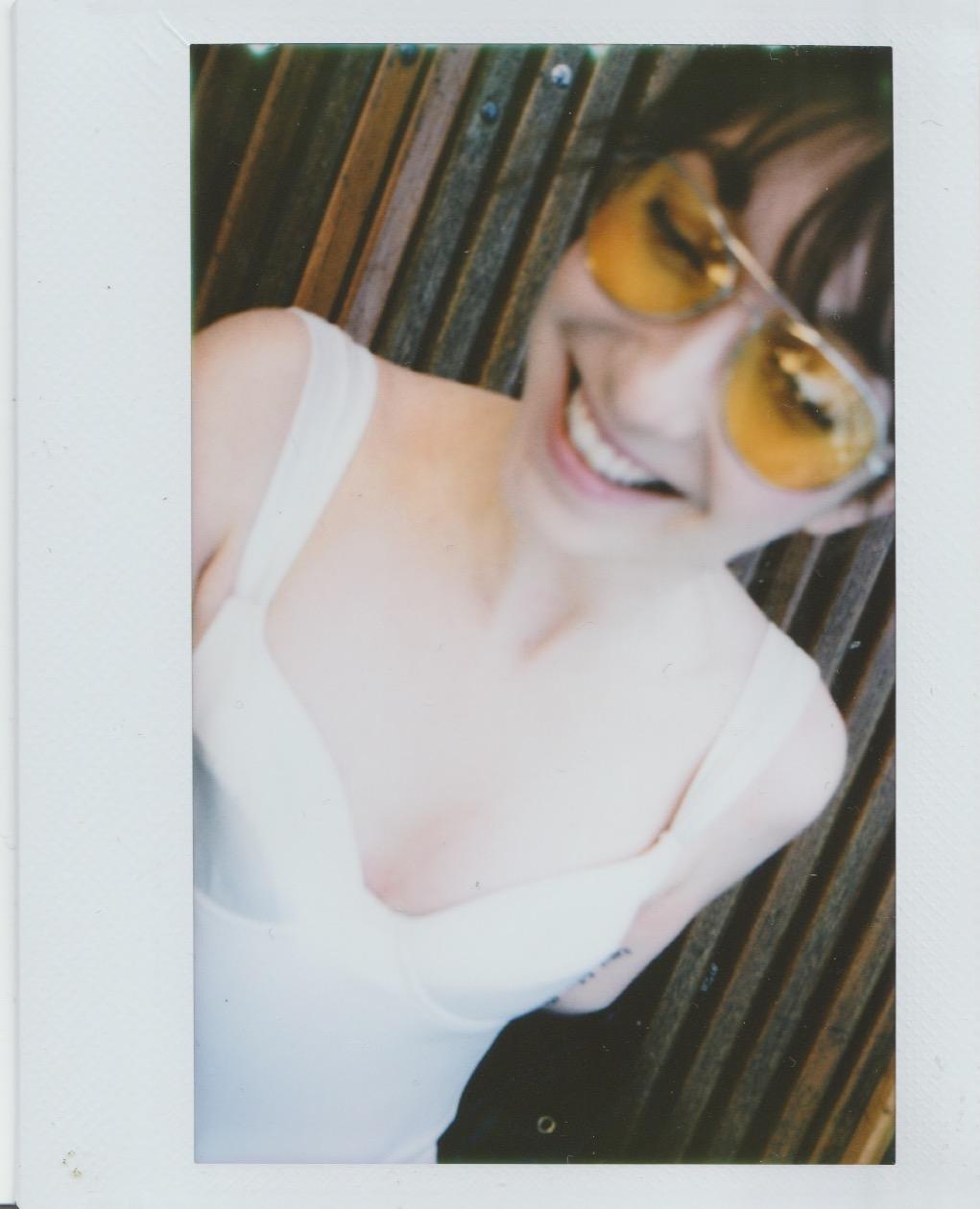 swimsuit EMMANUELLE KHANH,shoes  REPETTO , coat  FETE IMPERIALE , tights  MONOPRIX , sunglasses vintage