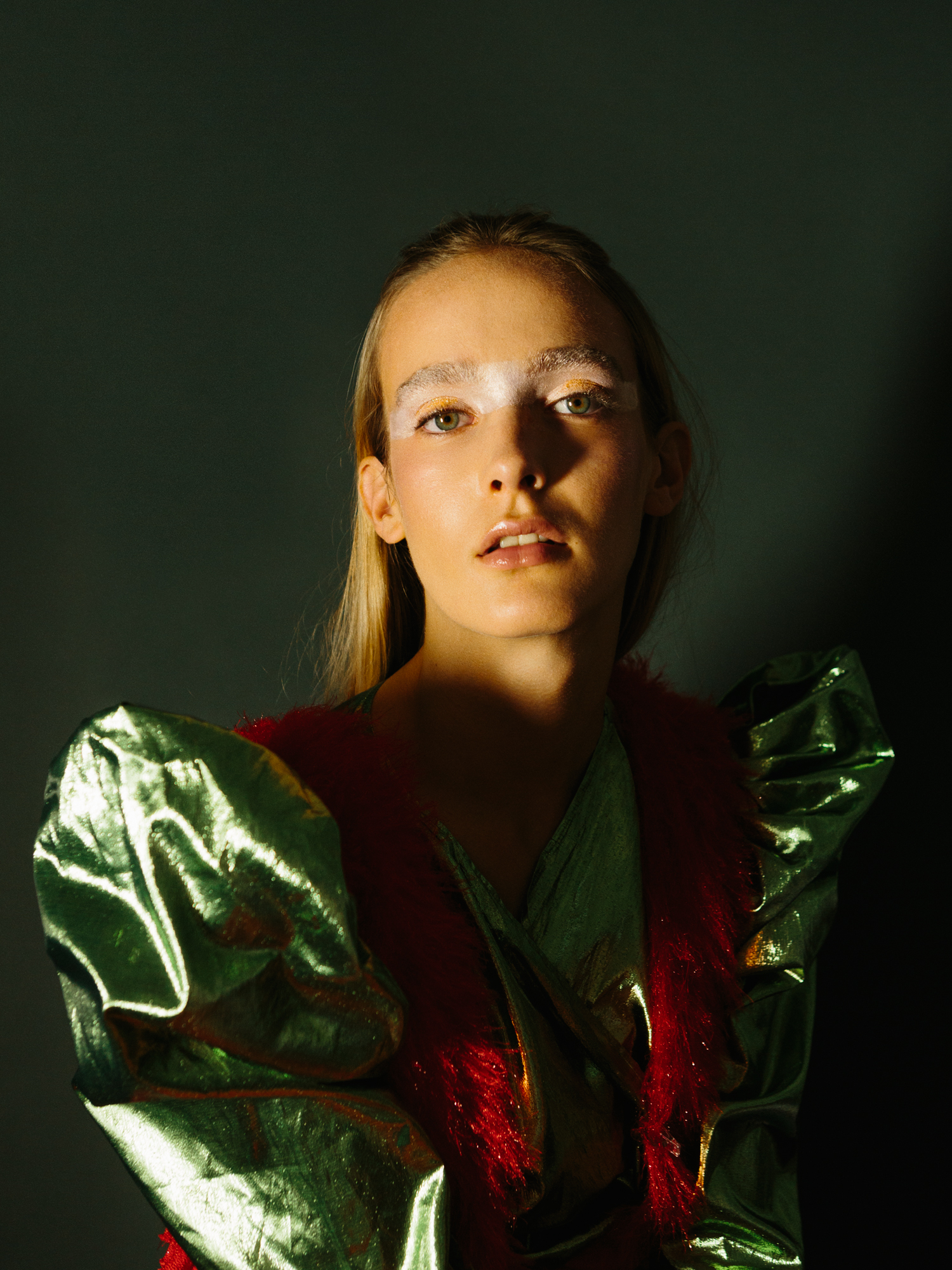 top Celia Valverde, dress + bra Ana Locking