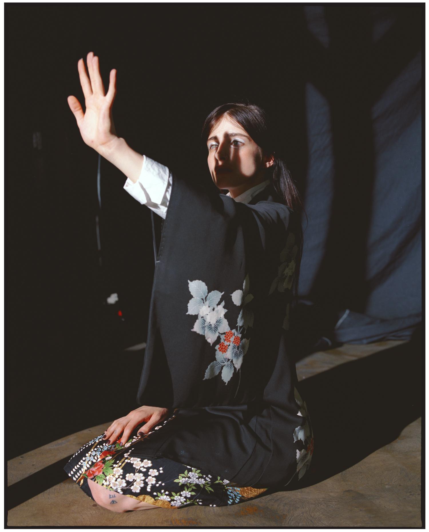 Shirt Yohji Yamomoto, Japanese kimono,