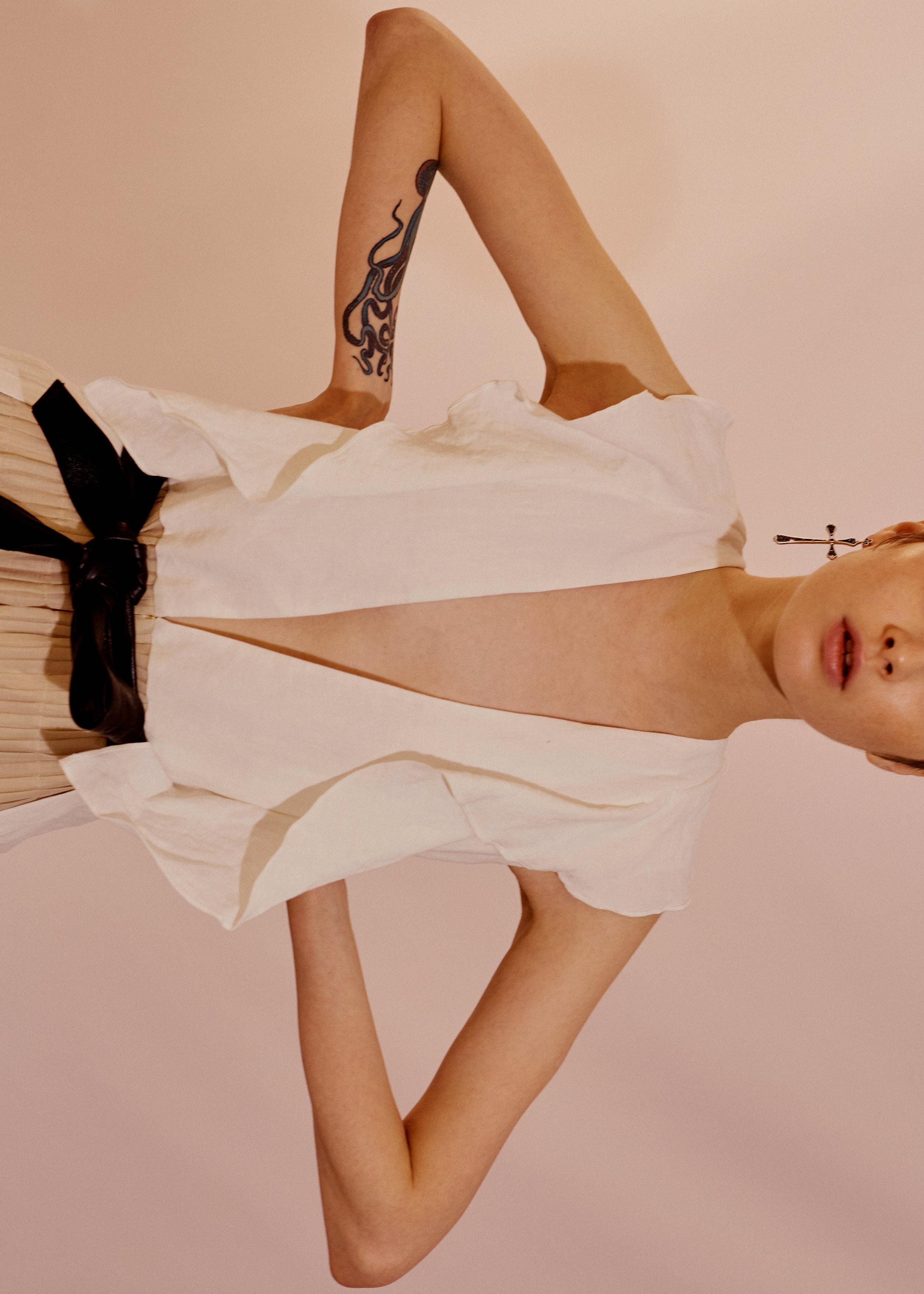 Dress MARNI Belt Stylist´s Own Earring THOMAS SABO