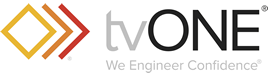tvONE - Video signal extension, processing, distribution and endless other possibilities.