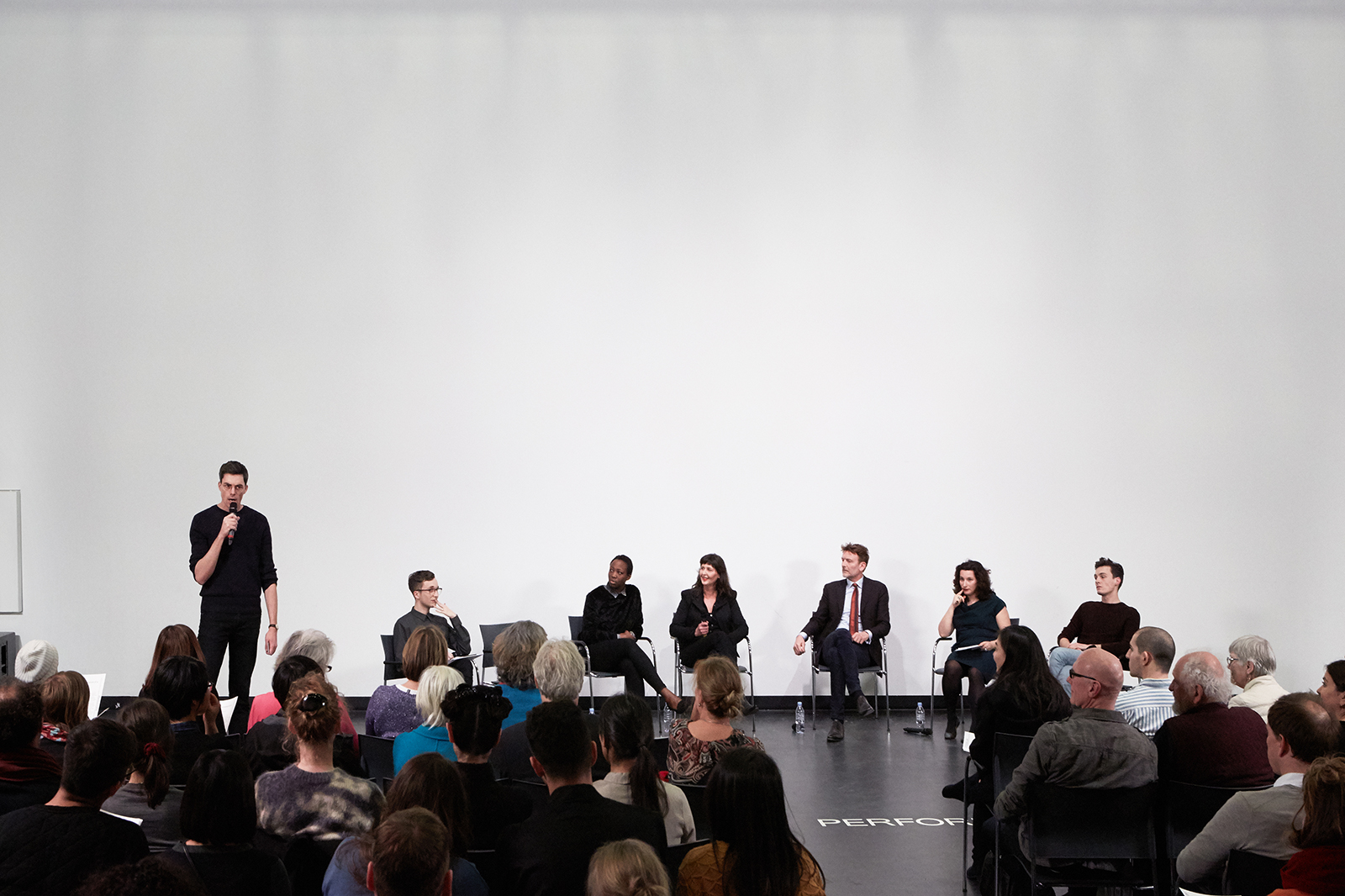 Performance of a Massacre