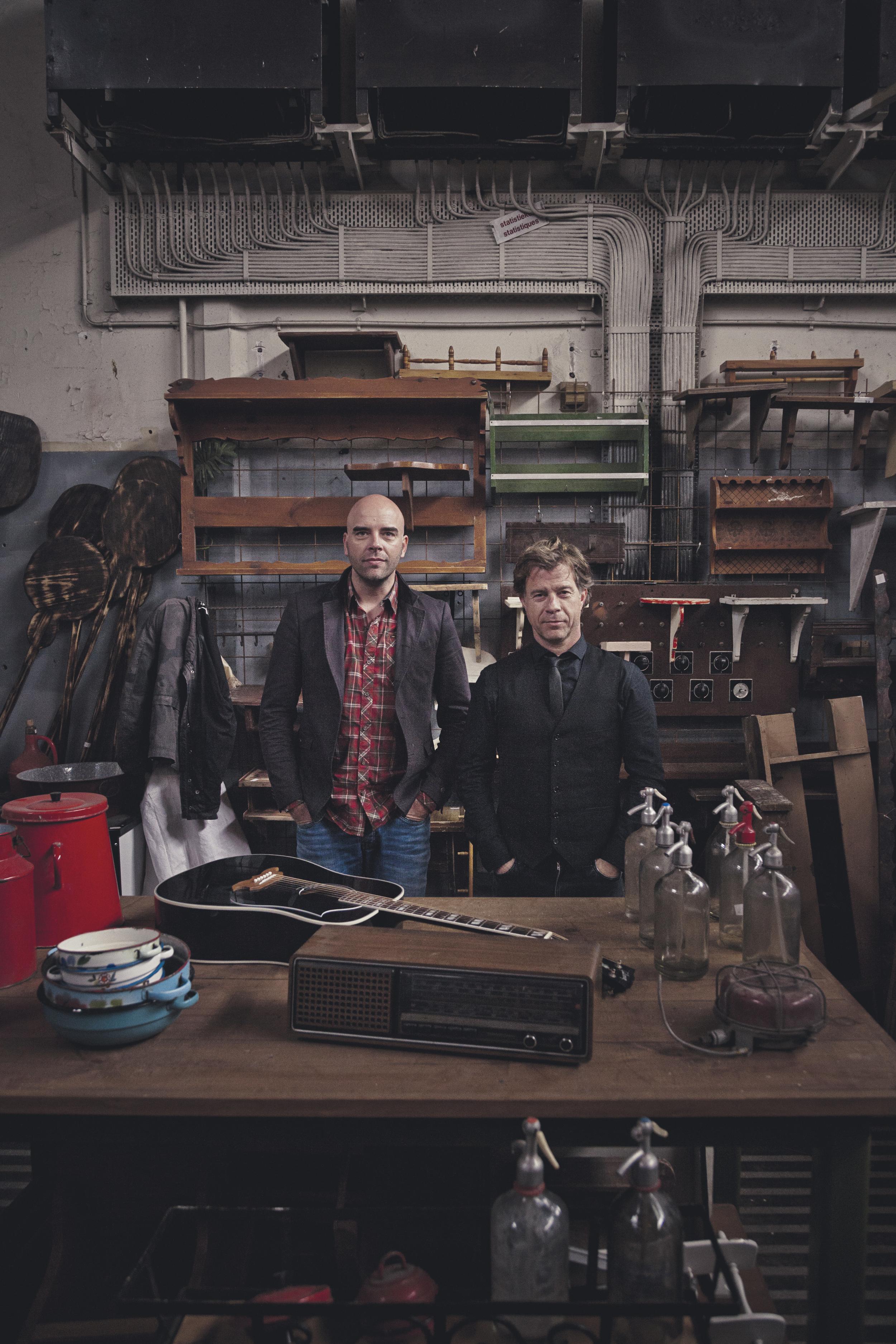 Dry Goods & Groceries // JW Roy en Leon Verdonschot // foto: Femke Hoogland