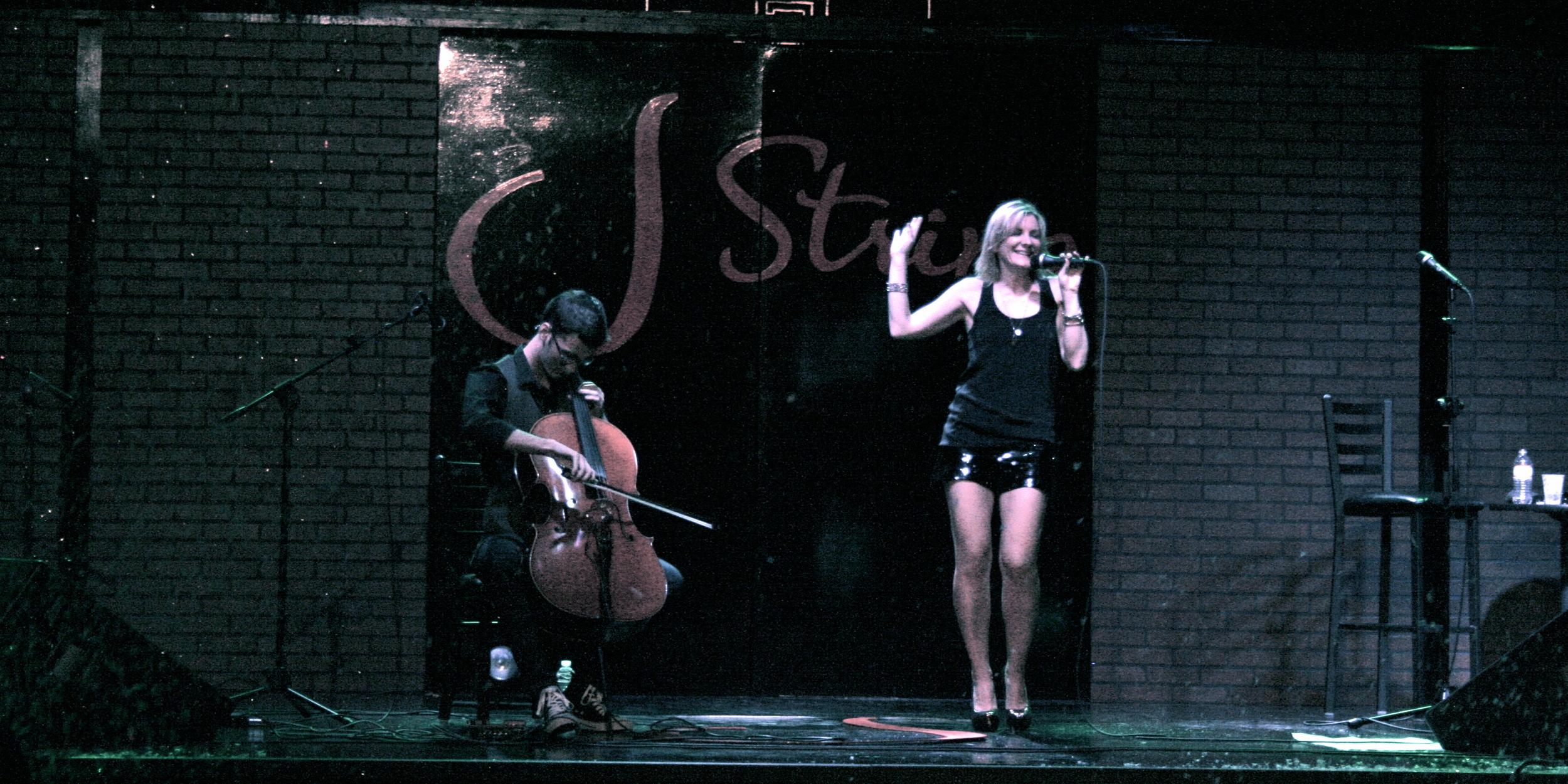 J String