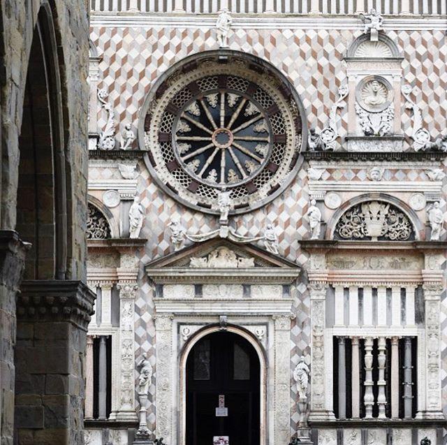 ⛪️ #bergamo #italy