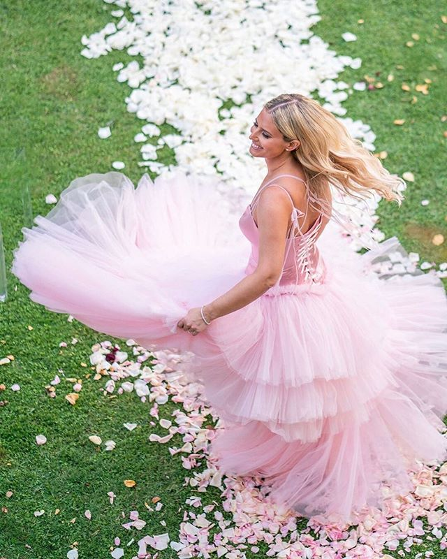 EMILY in custom wedding dress.  I love you @emilygellis , it was a pleasure working with you on this dreamy dress!  Wishing you years of joy, of love and lots of moments of happiness.  That we will always see life in pink.💓 #photoshoot#bride#weddingdress#theday#wedding#bridal#ido#love#loveyourself#shaharavnet#shaharart#fashion#fashionlikes#fashionblogger #pink #weddingmoments #dress #perfect #gaown #loveyourself #love #pinkwedding #inlove #pinkdresses