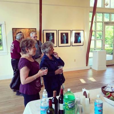 Opening Reception June 19, 2016 ©Claire Gilliam