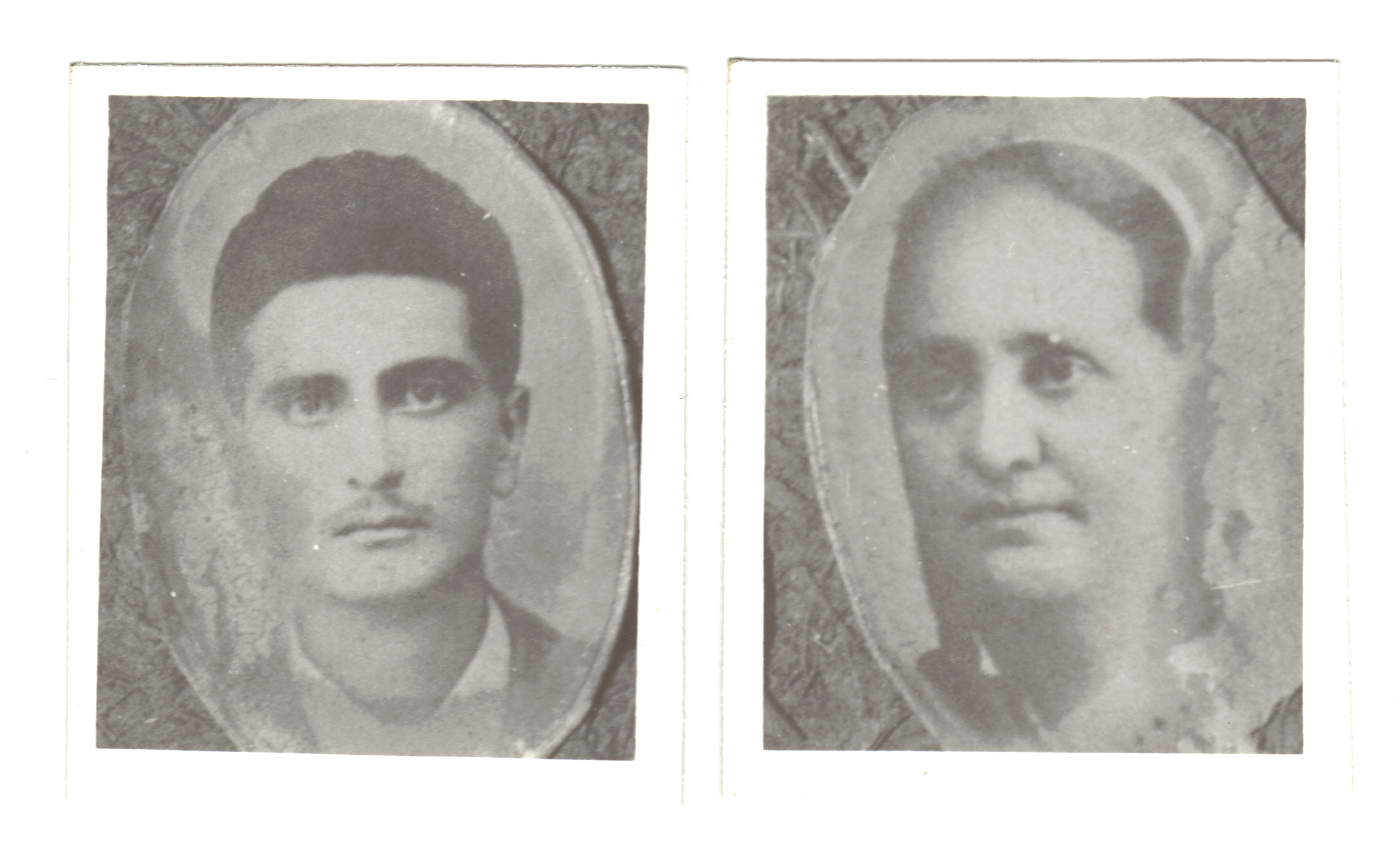 My father's father and mother: Jehangir and Shera Irani. She's an amazingly courageous woman, too.