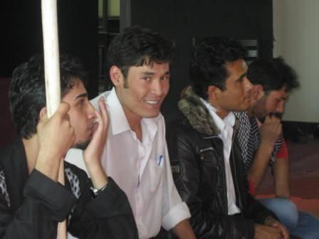 Ghulamreza is the lead writer