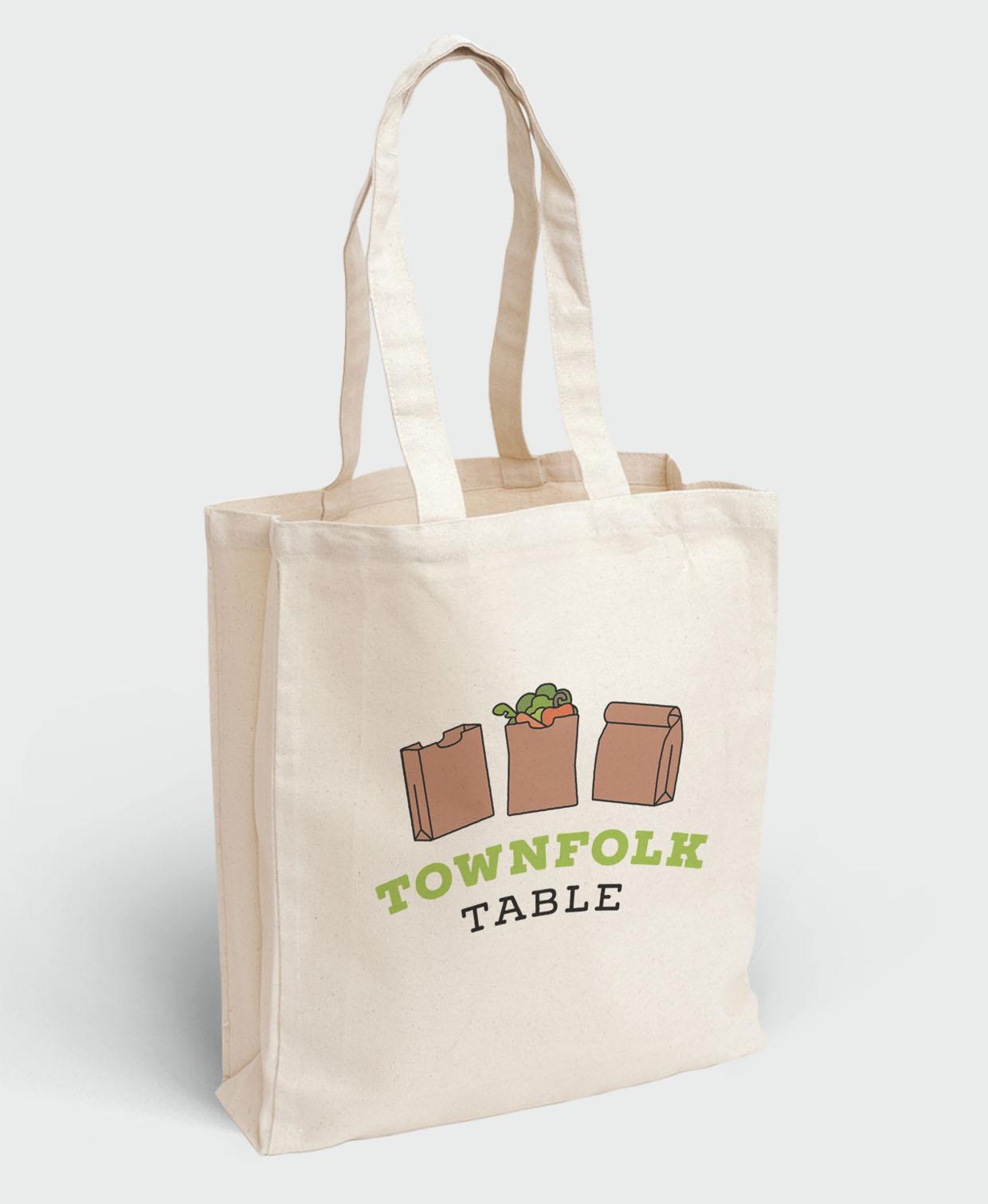 TownFolk Table Logo