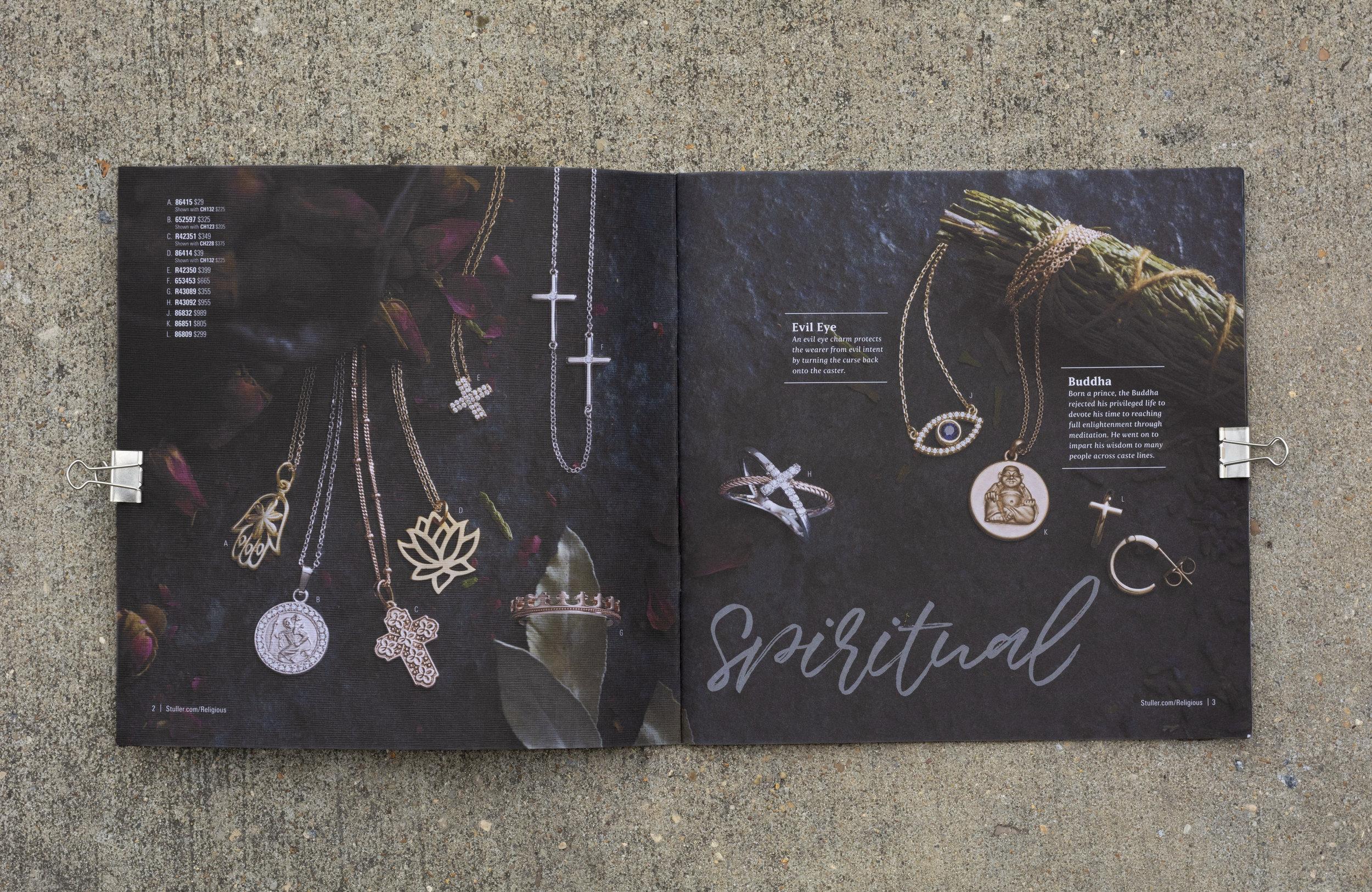 Religious Jewelry Look Book
