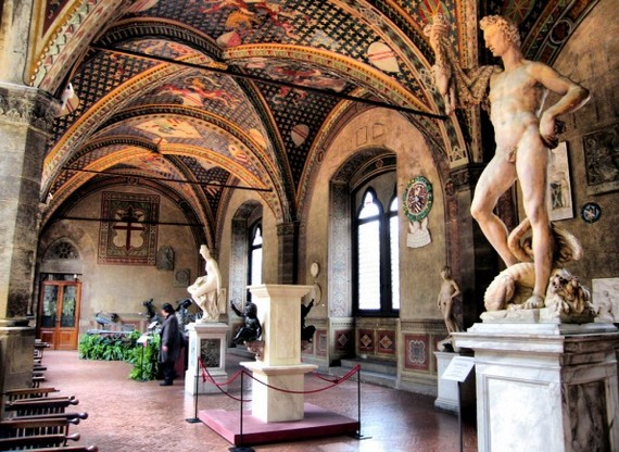 An Afternoon at Florence's 'Sculpture Museum'