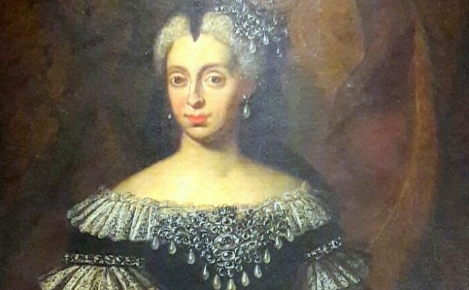 A newly gifted portrait of Anna Maria Luisa de' Medici