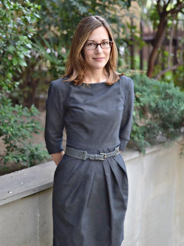 DR. SHEILA BARKER, direttrice del Jane Fortune Program on Women Artists al MAP