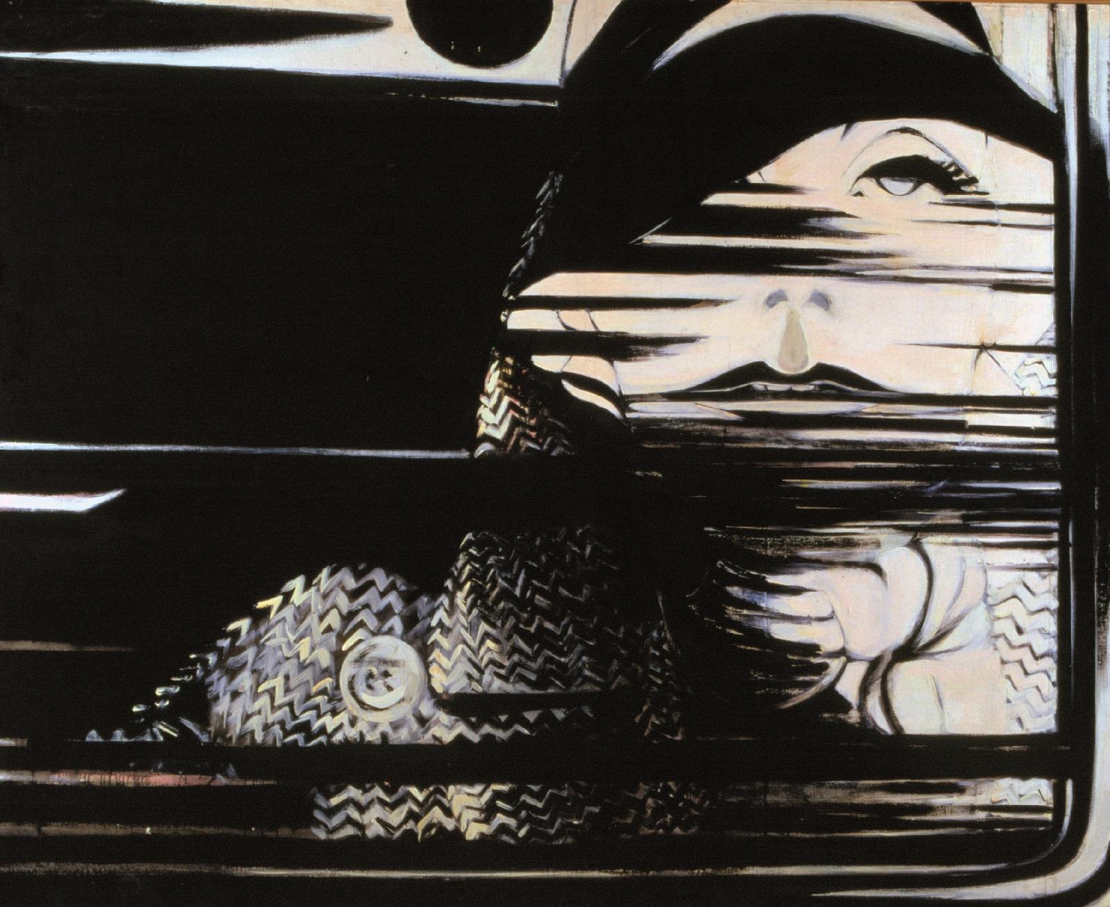 Greta Garbo di Titina Maselli, 1964