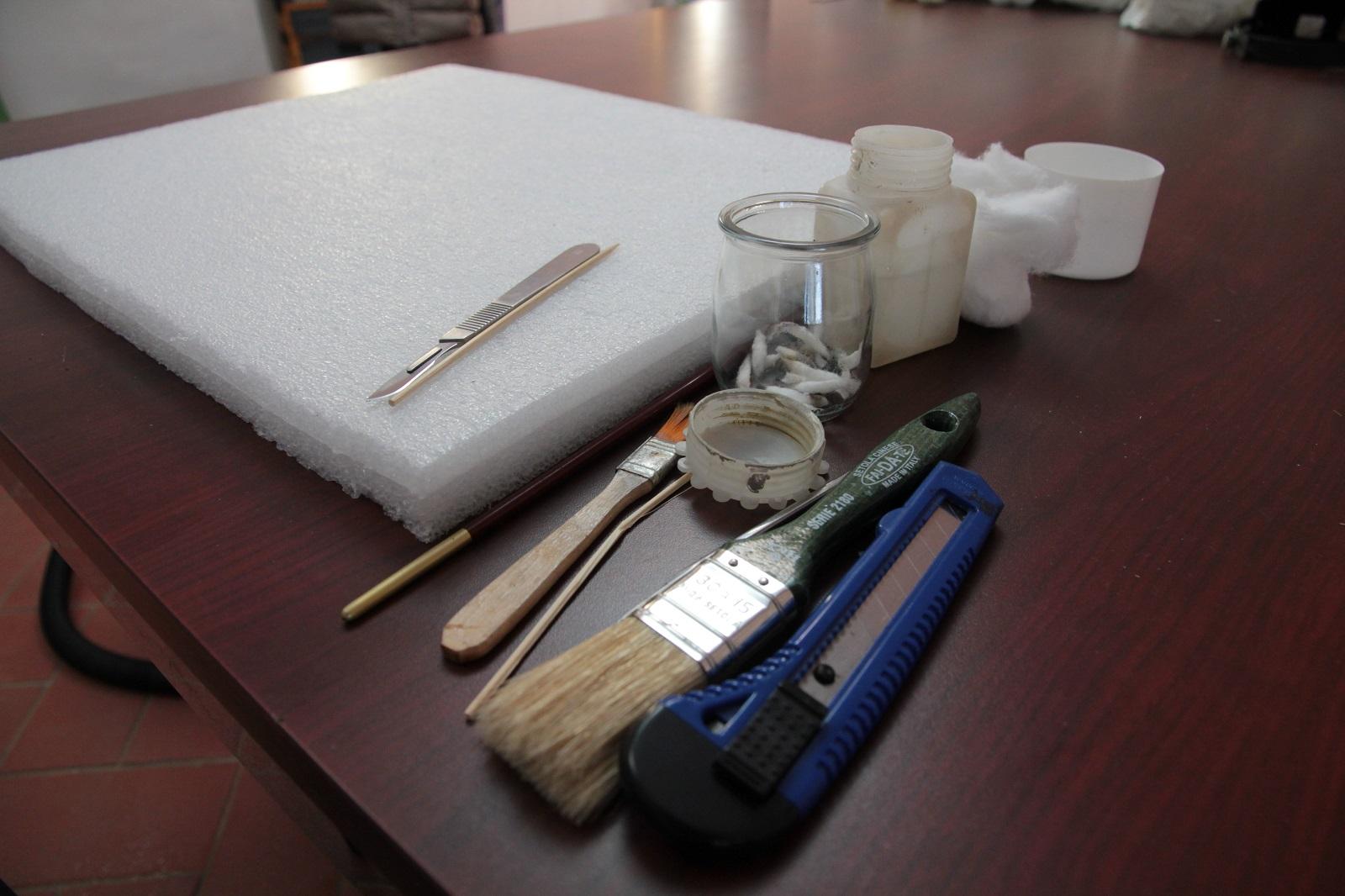 Restoration: Tools of the trade