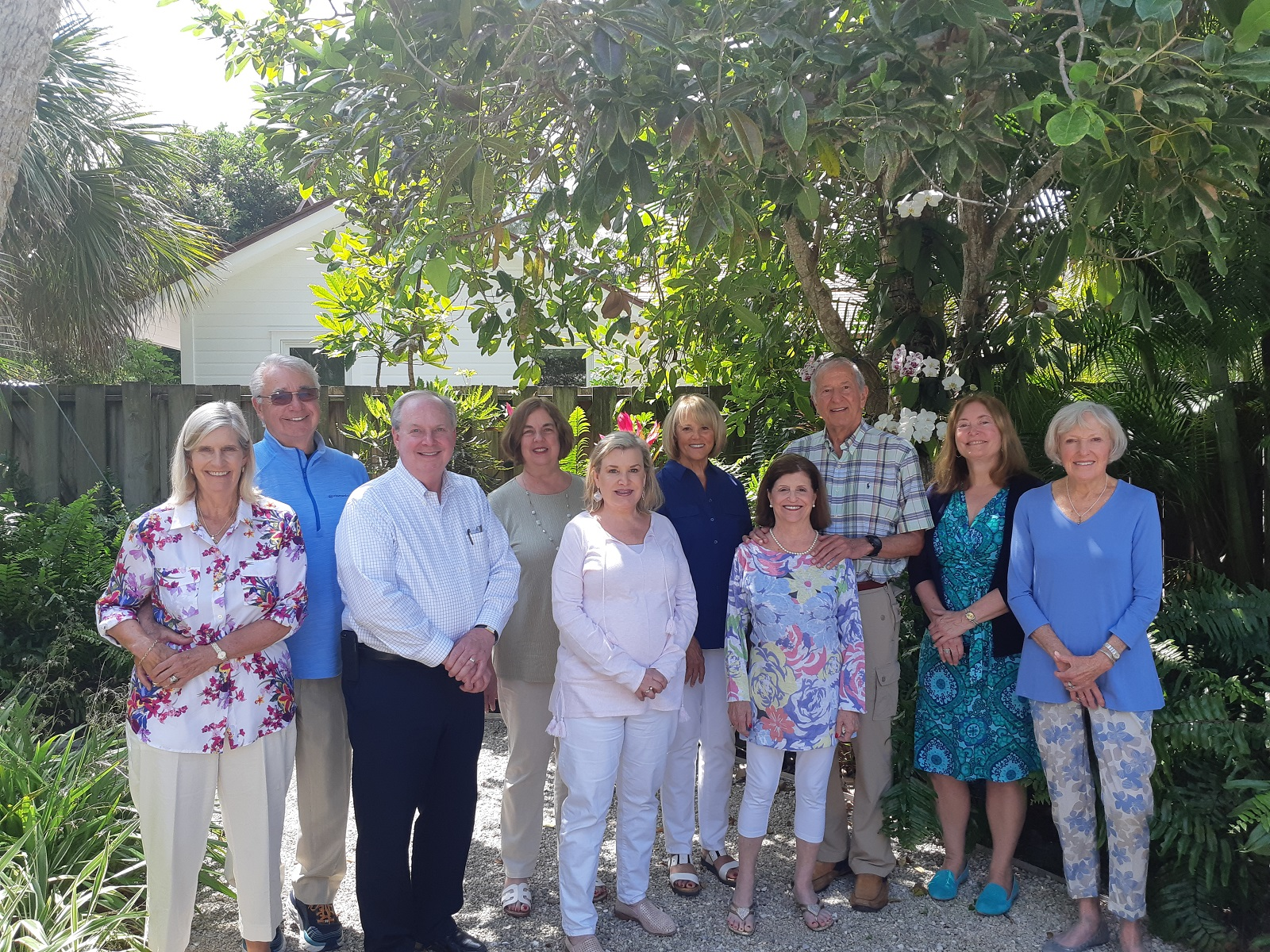 Members of AWA Board and Council in Florida