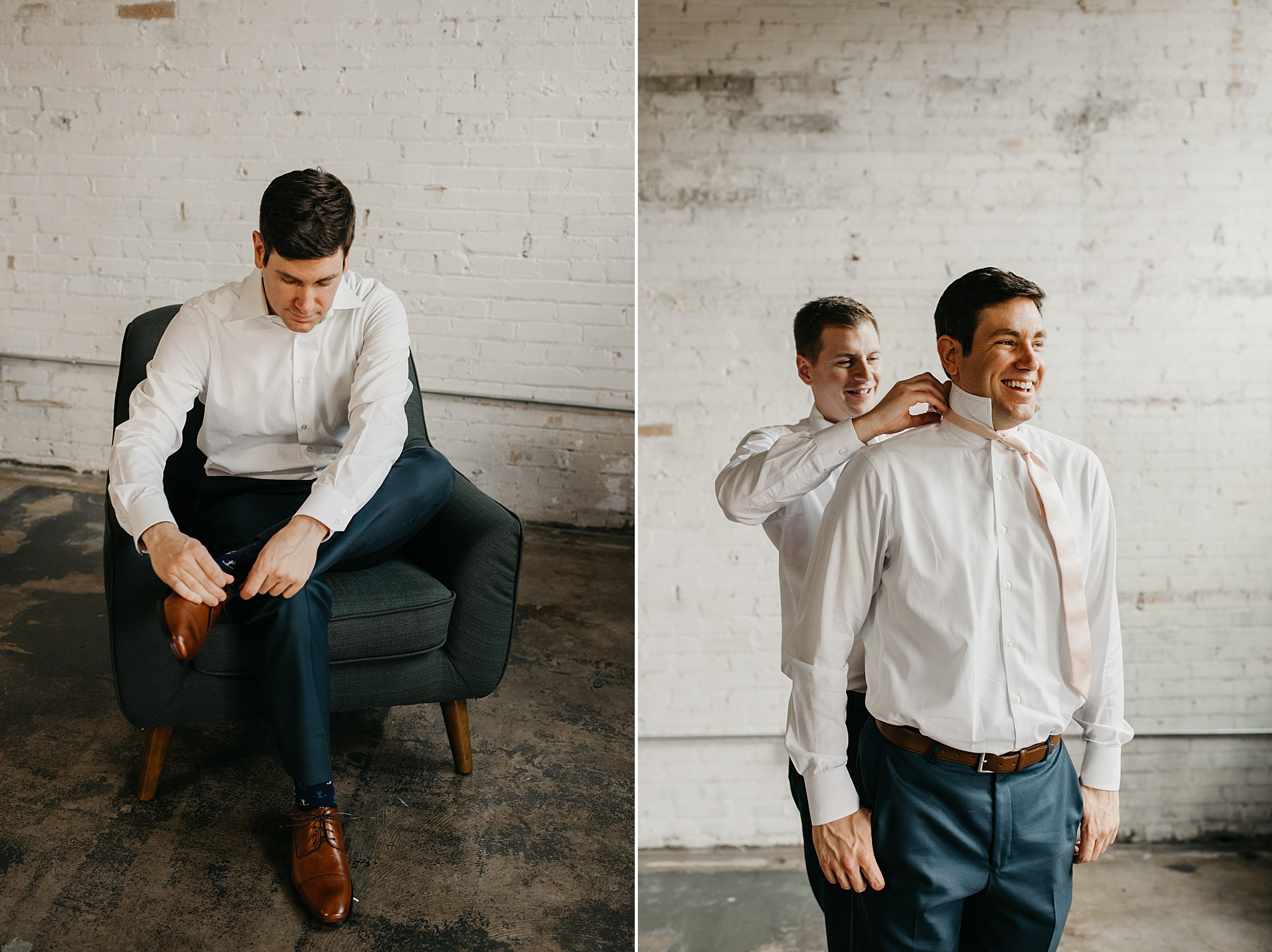 Wilderlove Co_Wedding Photographer_Industrial Wedding_Jewish Wedding_Dallas Texas Wedding_Brake & Clutch Warehouse_North Texas Photographer_0015.jpg
