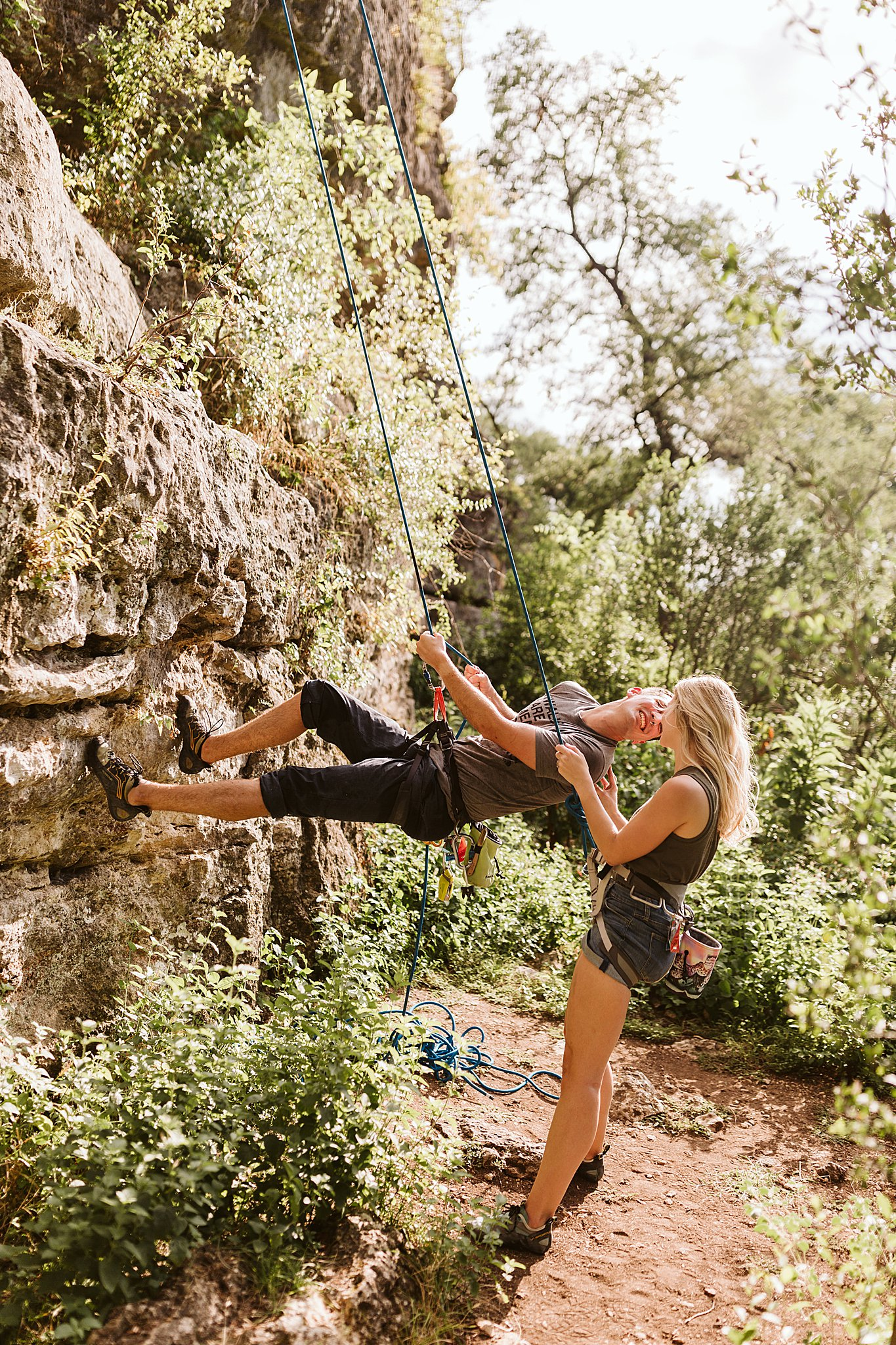 Wilderlove Co_Wedding Photographer_Dripping Springs Photography_Adventure Engagemenet_Rock Climbing Engagement_Hill Country Photographer_North Texas Photographer_0010.jpg