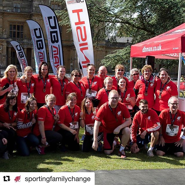 #Repost @sportingfamilychange with @get_repost  These guys are 🙌 💪👏 trying something new and taking on life changing challenges. We are proud to support @sportingfamilychange #community #fitfam #triathlonlife #winninginlife ・・・ 🎉 A massive congratulations to all our #triathletes on completing their first-ever #triathlon! Your efforts today were inspiring and it was great to celebrate your success.