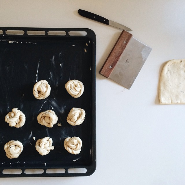 Nice buns. Grab that coffee and catch up on our latest feature with @johannakindvall ☕️