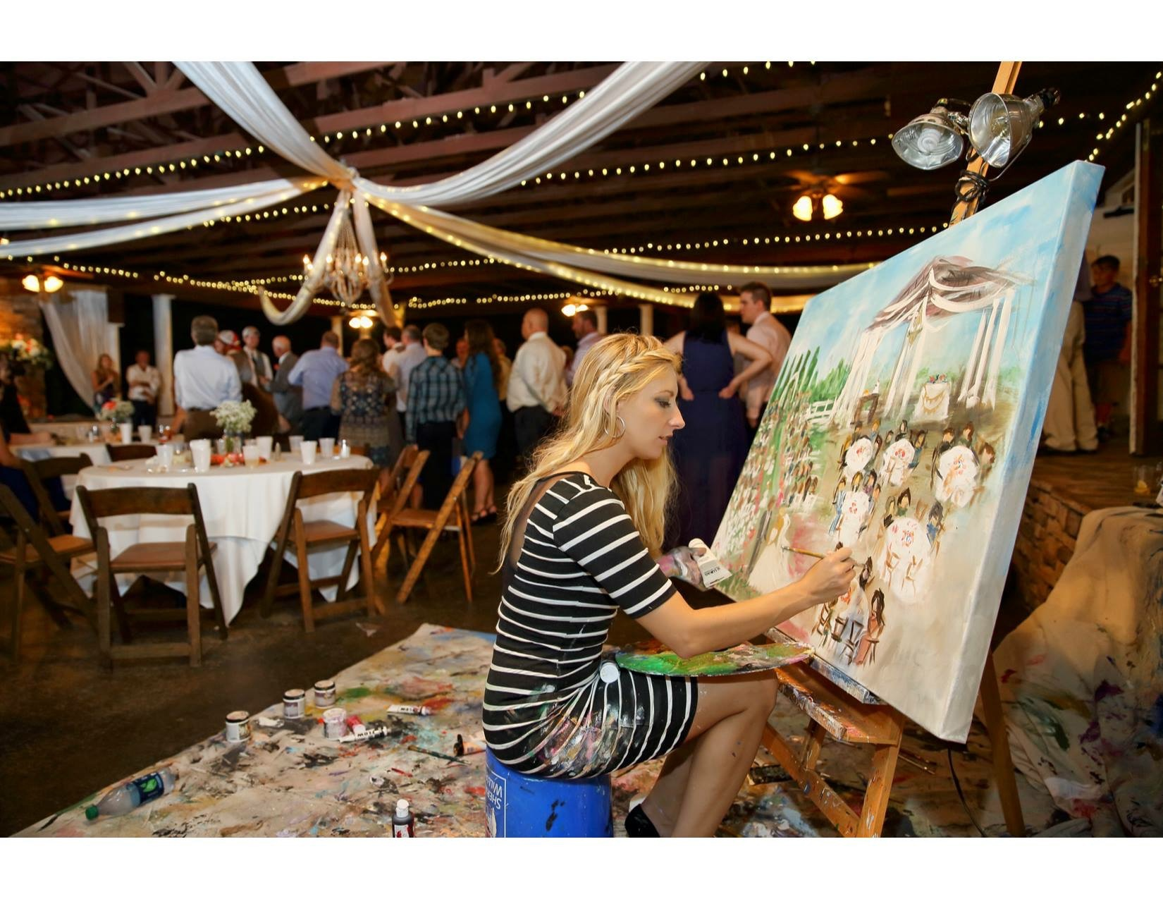 Nashlorette Paint Your Event