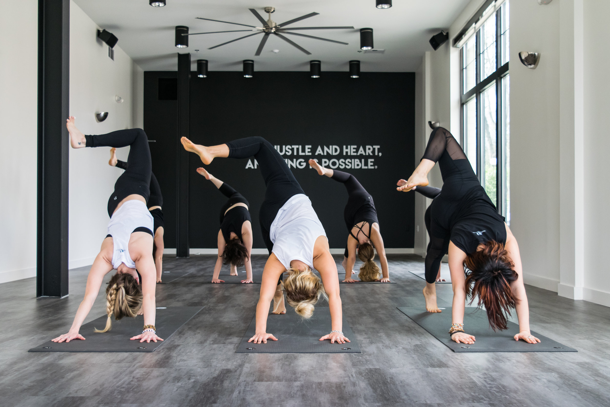 Bachelorette Groups Yoga