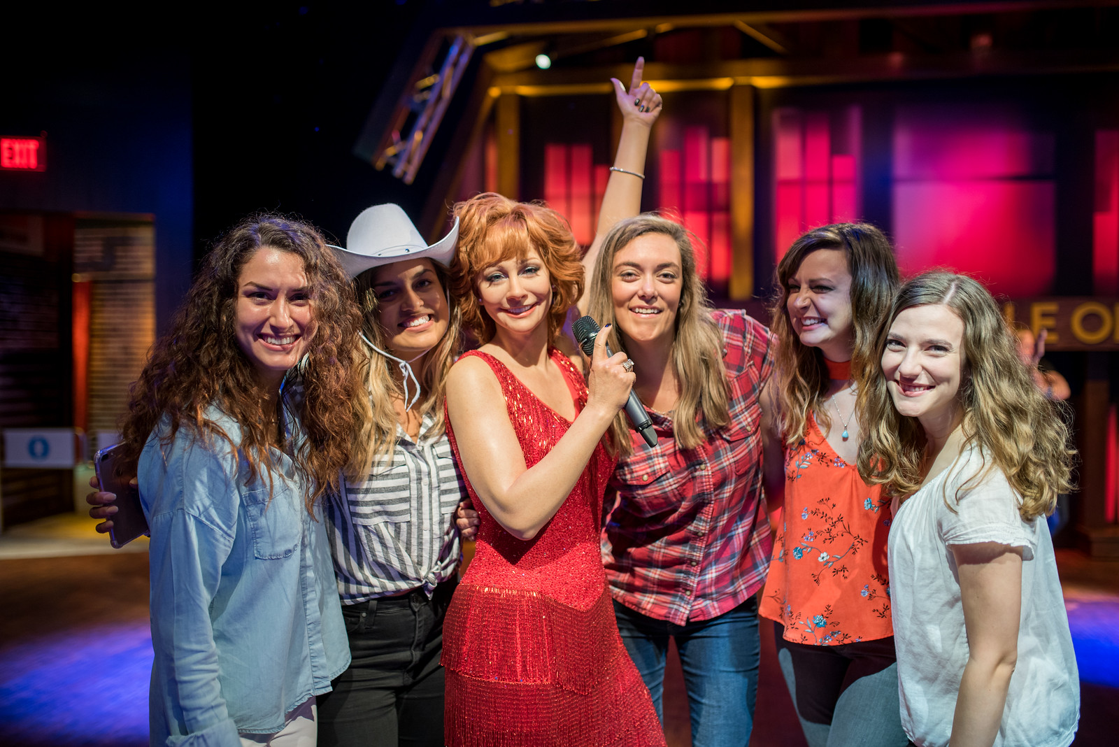 Girls with Reba.jpg