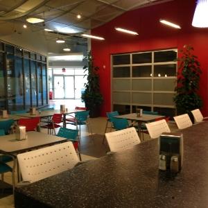 Sandvik Canada - mississauga, cafeteriA