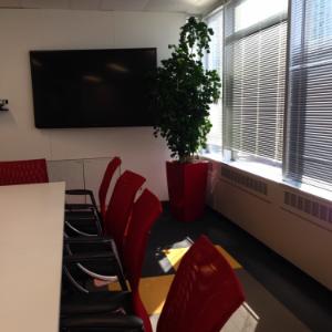 storck Canada Mississauga head office boardroom