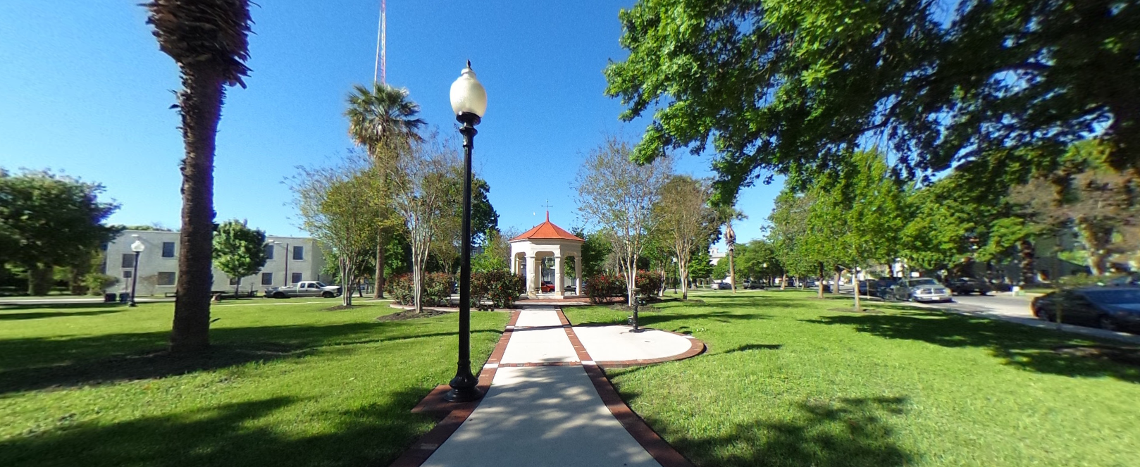 CITY OF SAN ANTONIO (KING WILLIAM PARK) - Google Business View Photosphere